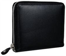 Damen-Geldbörsen & -Etuis im Trifold-Stil mit Umlaufender Reißverschluss und Leder