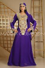 ELEGANT FANCY MODERN JILBAB ARABIAN WEDDING GOWN TAKSHITA ARABIAN  DRESS 3585
