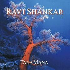 THE RAVI SHANKAR PROJECT - TANA MANA (New & Sealed) CD Feat George Harrison