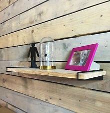 Shelving Brackets  Easy Heavy Duty Metal Wall Mounted Shelf Bracket Frame Home