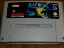 Flashback para Super Nintendo SNES