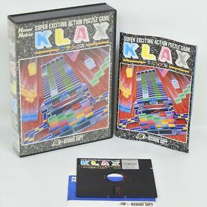 """KLAX X68000 5"""" 2HD x68 2190"""
