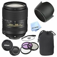 Nikon AF-S DX NIKKOR 18-300mm f/3.5-6.3G ED VR Lens For Nikon Camera Brand New