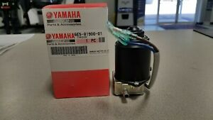 YAMAHA OUTBOARD 6E5-81900-01-00 OIL TANK TRANSFER PUMP