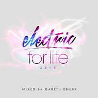 GARETH EMERY - ELECTRIC FOR LIFE 2015 3 CD NEW+