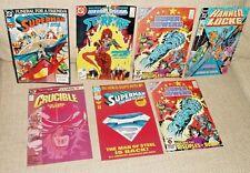 7 Random DC Superhero Comics