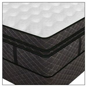 Dual Chamber Select Luxury Medallion Comfort  Air Bed Mattress California King
