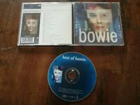 David Bowie - Best Of (Deutsche/Swiss Edition) Cd Ottimo