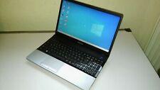"""Samsung NP300E7A -Intel i5-2430M-6GB-640GB HDD-DVD/CD-NVidia GT 520MX-17,3"""" matt"""