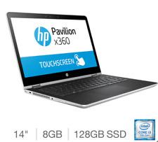 "HP Pavilion X360 14-ba007na Core i3-7100U, 128GB SSD 8GB RAM 14"" Convertible"
