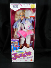 NIB BARBIE DOLL 1988 JAZZIE HIGH SCHOOL
