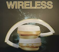 Wireless S110 Bluetooth Headphones Cableless White New Original Packaging