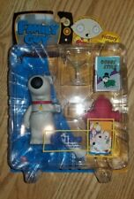 Family Guy Brian Griffin Action Figure Series 1 MIB RARE Mezco Toy Dog