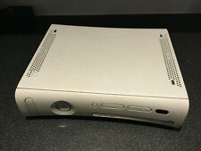 1 x FAULTY XBOX 360 WHITE CONSOLE (2005) NO CABLES OR CONTROLLERS INCLUDED *REF3