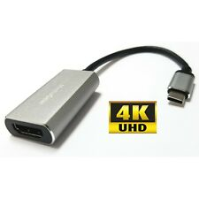 USB C to HDMI 4K @ 30hz hub Compatible w/ most HDMI Enabled Android Smartphones