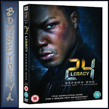 24 LEGACY - COMPLETE SEASON 1 - FIRST SEASON **BRAND NEW DVD ***
