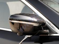 For Nissan X-Trail Rogue 2014-19 Jasper Black RH Folded Turn Camera Power Mirror
