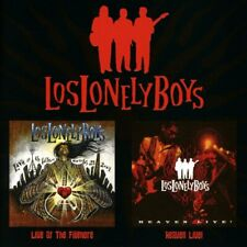 Los Lonely Boys - Live At The Fillmore/Heaven Live (2017)  2CD  NEW  SPEEDYPOST