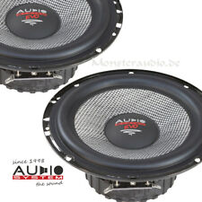Audio System 270 Watt Kicker AS165 EVO 16,5cm Auto Lautsprecher Set 165mm