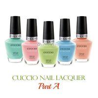 CUCCIO Colour PART A Professional Nail Lacquer  Polish 13 mL/ 0.43 oz > Ship 24H