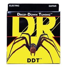 Jeu de Cordes Guitare Electrique DR Drop Down Tuning 12-60