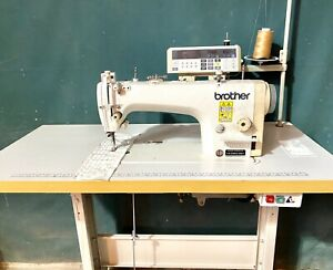 Brother S-7200C Fully Automatic Industrial Sewing Machine Thread Trimmer Foot Li