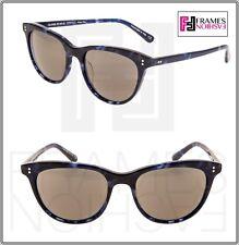 OLIVER PEOPLES JARDINETTE SUN OV5276S Cobalt Tortoise Cat Eye Sunglasses 5276