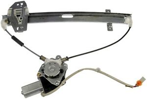 Power Window Motor and Regulator Assembly Rear Left Dorman fits 01-06 Acura MDX