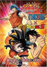DVD ANIME Toriko x One Piece x Dragon Ball Z Special Movie English Sub