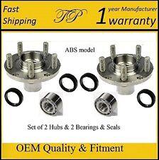 Front Wheel Hub & Bearing & Seal Kit For 1990-1999 SUBARU LEGACY (ABS) (PAIR)