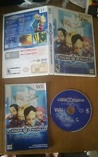 Code Lyoko: Quest for Infinity Good Complete With Manual CIB Nintendo Wii, 2007
