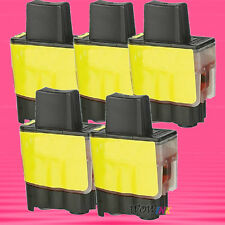 5P LC41Y INK CARTRIDGE FOR BROTHER MFC 3240C 5440CN