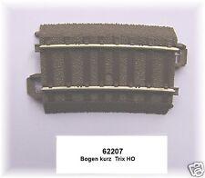 TRIX HO 62207 Binario curvo 7,5 ° RAGGIO 437,5 mm # 1 pezzo