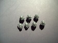 Space Marine Grey Knight Heads bits
