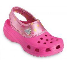 Girls Glam with Stars  Crocs USA  Youth Girls Size 2