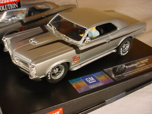 Carrera Pontiac GTO Custom Silver 27274 MB 1/32 scale slot car.