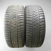 2x Pirelli Winter Sottozero 3 MOE * 245/40 R19 98V DOT 2016 5 mm Runflat