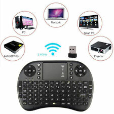 Handheld 2.4G Mini Wireless Keyboard with Mouse Touchpad for PC Notebook NEW TO