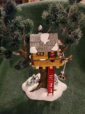New ListingDept. 56 - Treetop Tree House - Snow Village
