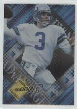 1996 Collector's Edge Advantage Perfect Play Foil Rick Mirer #24