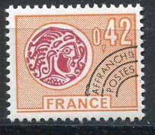 FRANCE TIMBRE   PREOBLITERE  N° 134  ** TYPE MONNAIE GAULOISE