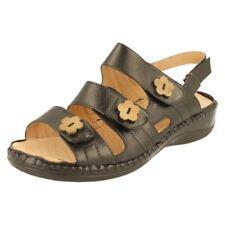 35 Sandali e scarpe con tacco basso (1,3-3,8 cm) con cinturino per il mare da donna