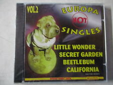 CD Europa hot singles Volume 2   /U9