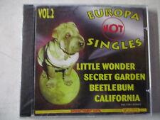 CD Europa hot singles Volume 2   /U9
