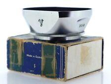 Voigtlander Genuine 310/49 Metal Lens hood, Nice Example in Box
