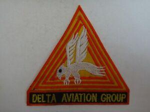 États-Unis 164th Combat Aviation Groupe Delta Vietnam Guerre Patch