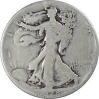 1928 S 50c Liberty Walking Silver Half Dollar US Coin
