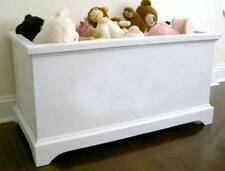 Build a Toy Box without a lid - D.I.Y. Woodworking Plan
