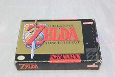 The Legend of Zelda: A Link to the Past (Super Nintendo) No Map