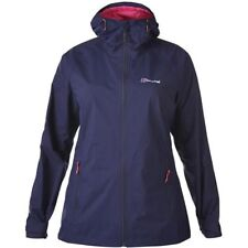 Berghaus Stormcloud Womens Waterproof Jacket 14 Evening Blue